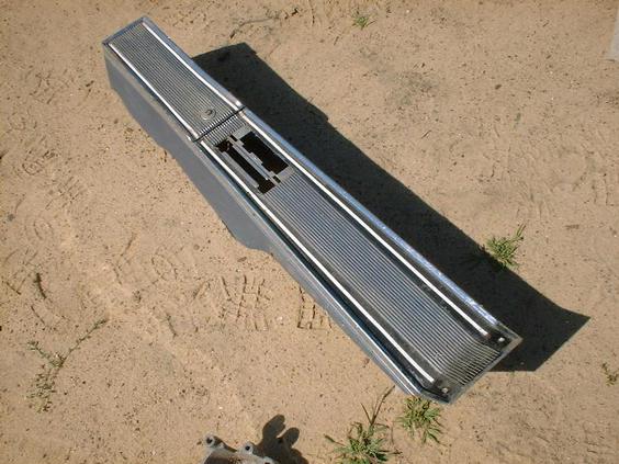 64 66 Gto Lemans Automatic Console