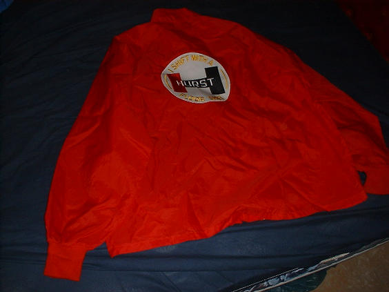 Hurst Racing Jacket (Red)