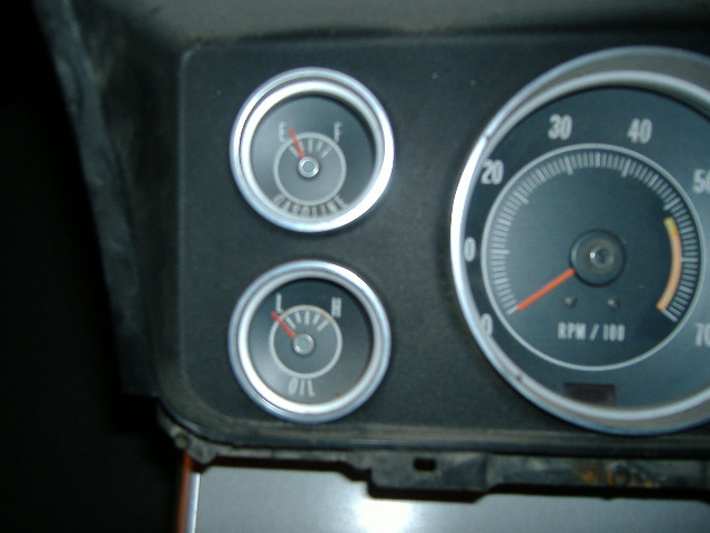 With Speed Warning Speedometer